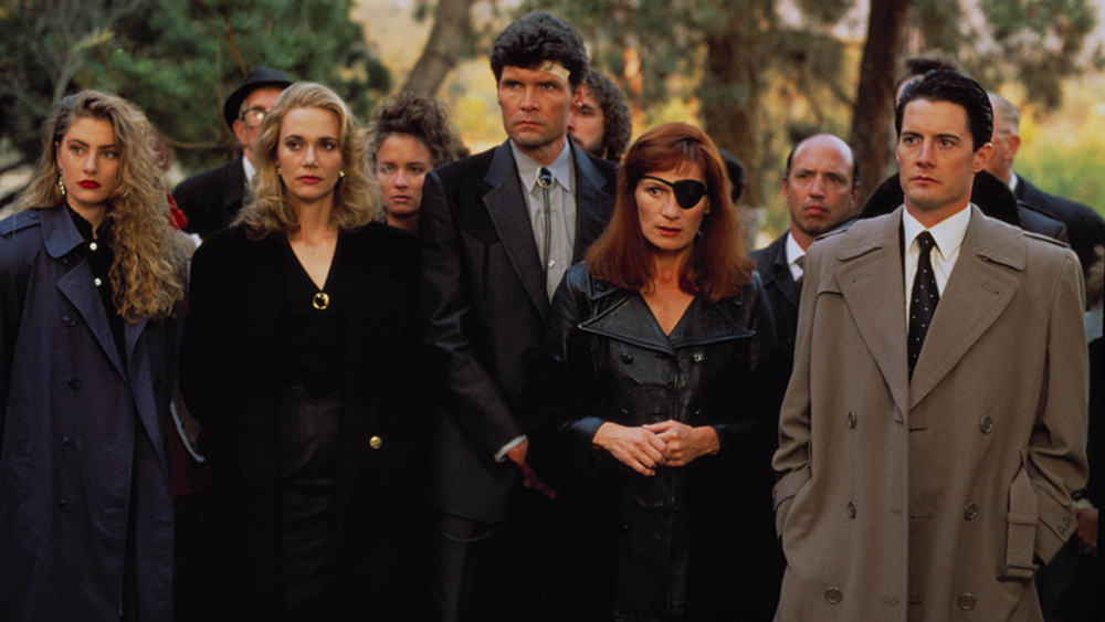 Twin Peaks' Original Series in 1990: Oddball, but 'Brilliant' - Variety