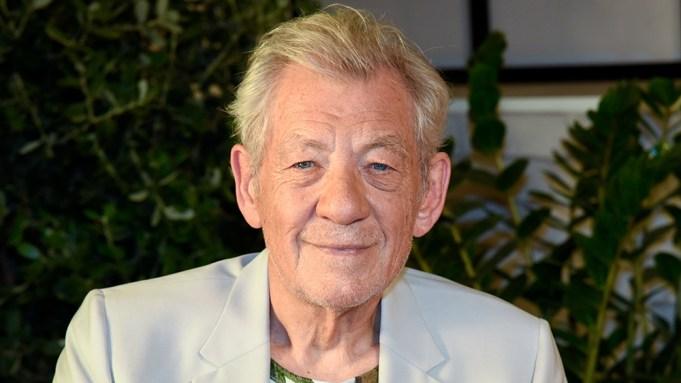 Ian McKellen Donald Trump