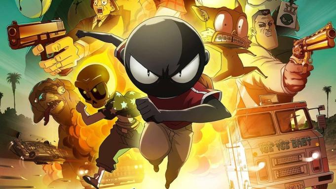 Mutafukaz Animation Is Film Festival