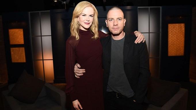 Nicole Kidman Ewan McGregor