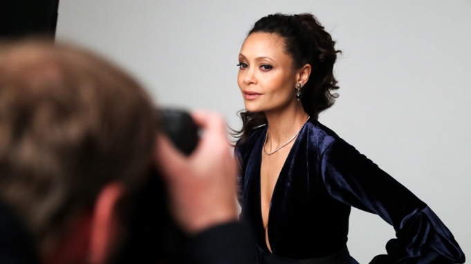 Thandie Newton Actors on Actors