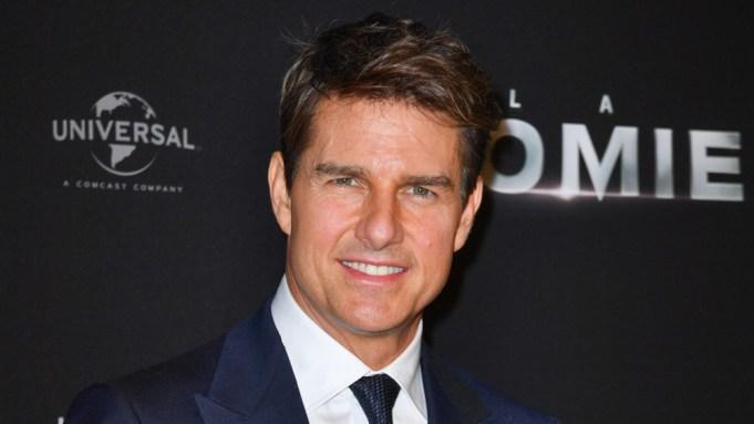 Tom Cruise Top Gun 2 title
