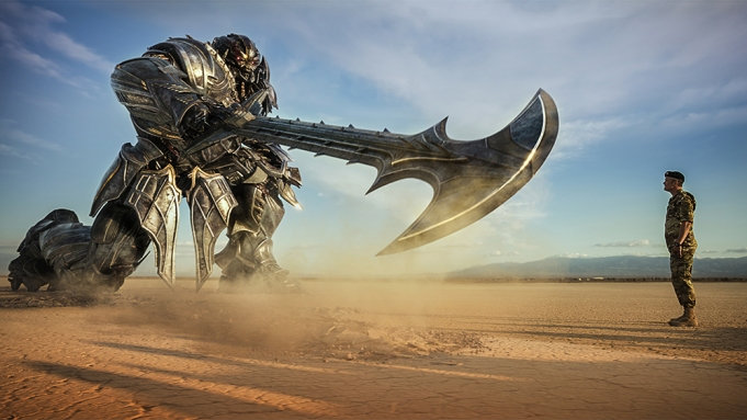Box Office: 'Transformers: The Last Knight' Opening Night $5.5 Million - Variety