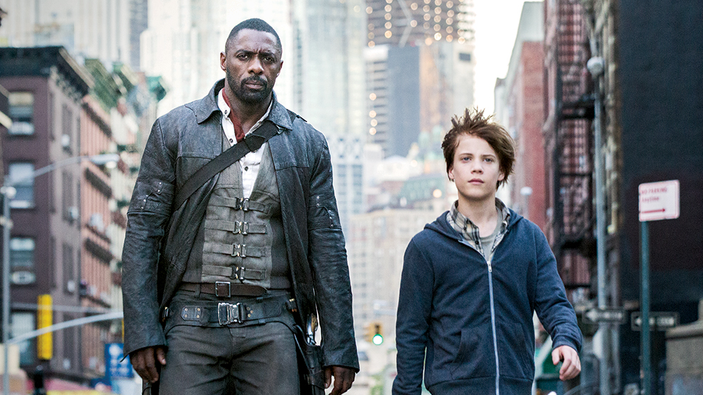 The Dark Tower' Review: Lean Metaphysical Action Pulp - Variety