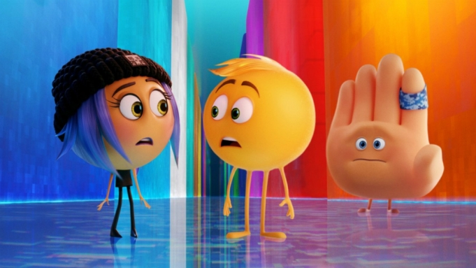 The Emoji Movie Review A Mostly Witless Inside Out Knockoff Variety