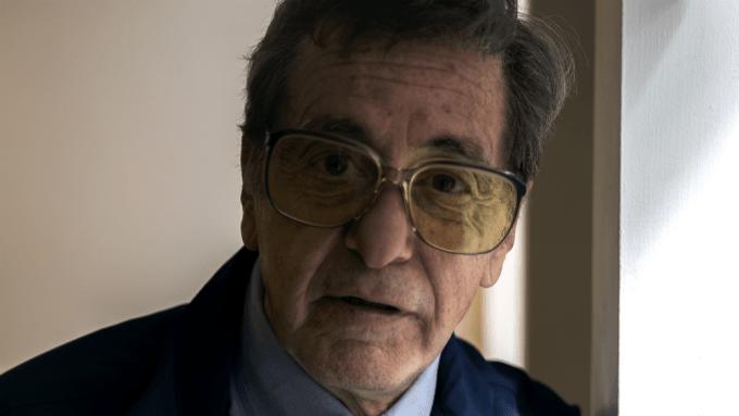 Al Pacino as Joe Paterno