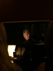 Randy Newman performing for WFUV-FM at Electric Lady Studios in New York (Photo: Jem Aswad)