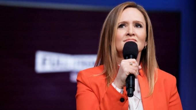 Samantha Bee Skewers Border Policy, Nielsen