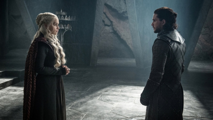 'Game of Thrones' Cast Reacts to