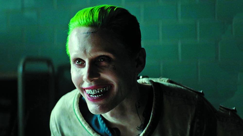 Jared Leto Reprising Joker Role for Zack Snyder's 'JusticeLeague'