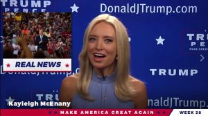 Kayleigh McEnany, Controversial White House Press Secretary, Joins Fox News