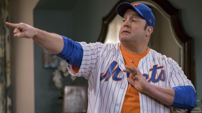 Kevin James Comedy 'Kevin Can Wait'
