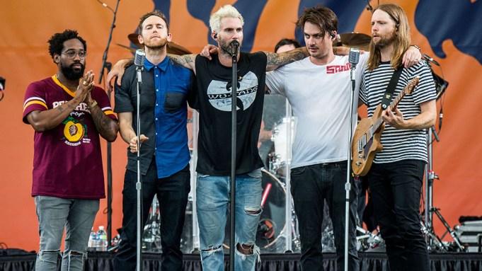 Maroon 5 Decade Award