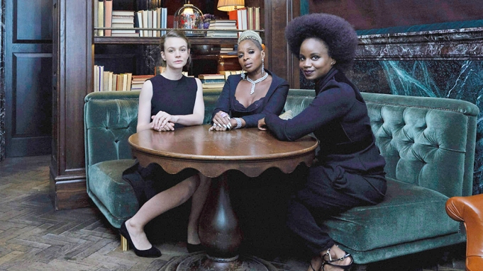 Mudbound Carey Mulligan Mary J Blige Dee Reese Variety Cover Story