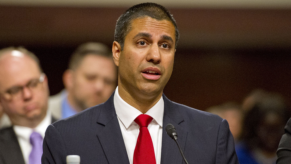 The 48-year old son of father (?) and mother(?) Ajit Pai in 2021 photo. Ajit Pai earned a  million dollar salary - leaving the net worth at  million in 2021