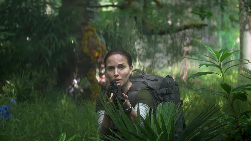 Annihilation Trailer Natalie Portman