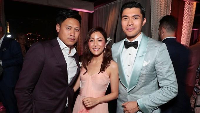 Jon M. Chu, Director, Constance Wu,