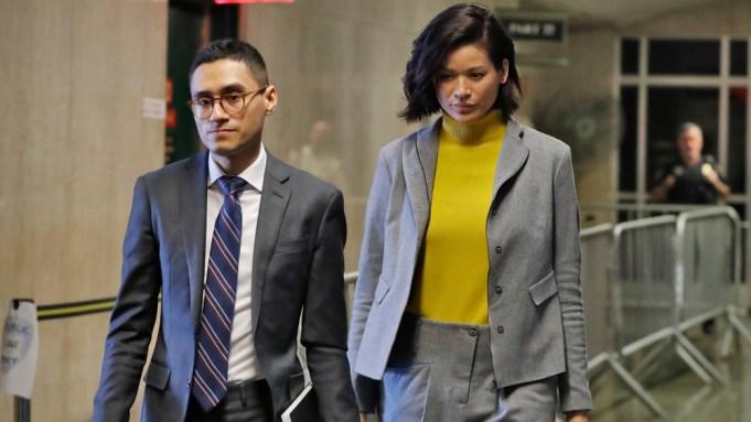 Tarale Wulff Weinstein trial