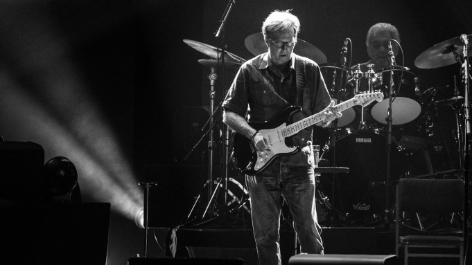 Concert Review Eric Clapton At The Forum Variety