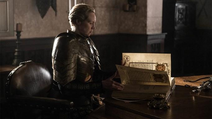 'Game of Thrones' Finale: Gwendoline Christie