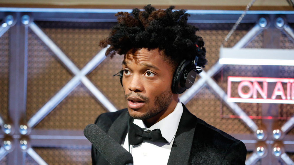 Jermaine Fowler Opens Up About Being The Emmys First Black Announcer Variety