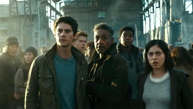Film Review Maze Runner The Death Cure Variety