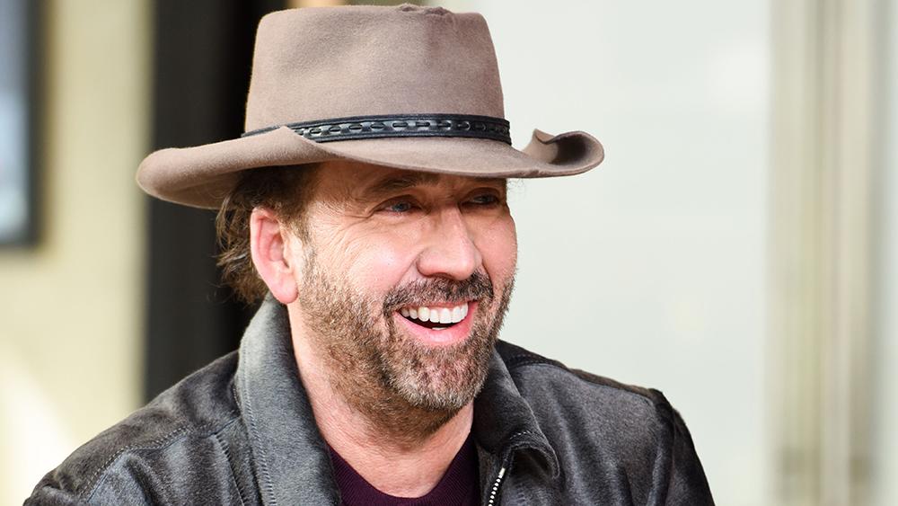 Nicolas Cage to Star in 'Jiu Jitsu' - Variety