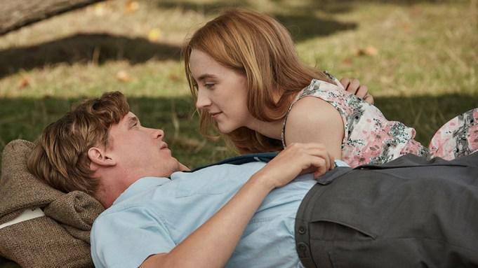 'On Chesil Beach' Trailer: Saoirse Ronan