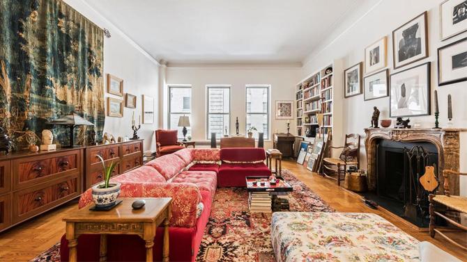 'The Americans' Star Richard Thomas Lists Pre-War Co-Op in Manhattan's Historic Alwyn Court