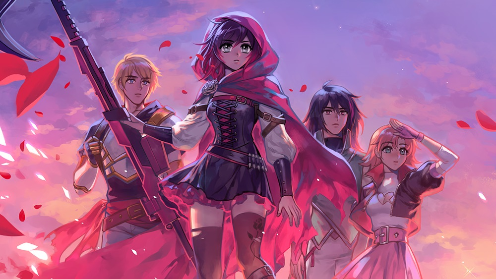 Rwby Volume 5 Creative Team On What To Expect And Haters Who Think It S Not Actual Anime Variety