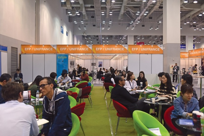 Europeans Pitch in at Busan's Virtual Content Market