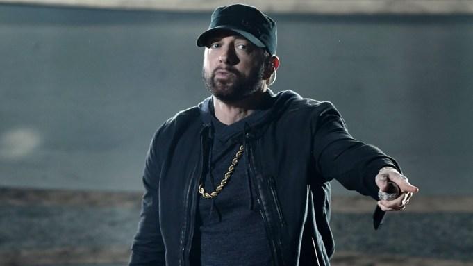 Eminem Oscars