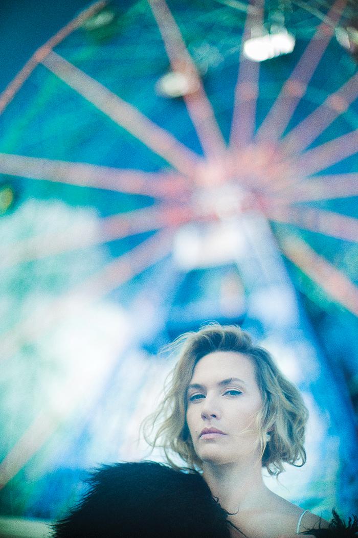 Kate Winslet Variety Cover Story Wonder Wheel
