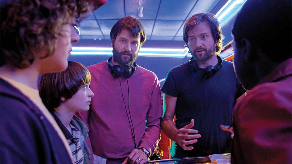 Duffer Brothers Respond to 'Stranger Things' Verbal Abuse Claim - Variety