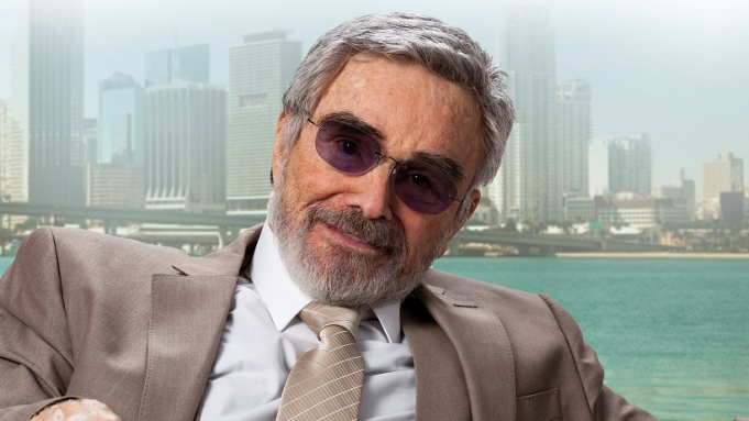 Burt Reynolds Miami Love Affair
