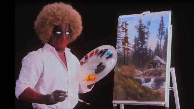 Deadpool 2 teaser tailer