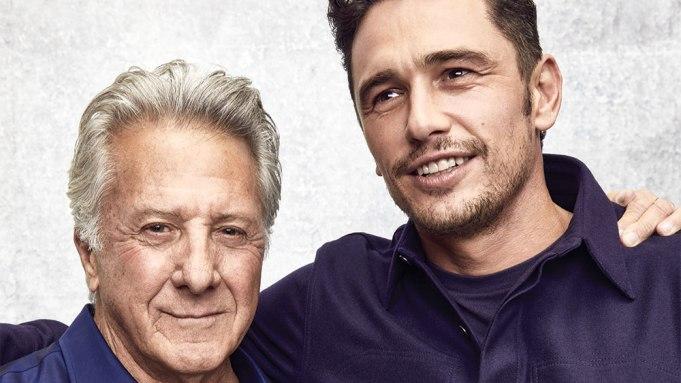 Dustin Hoffman James Franco Actors on