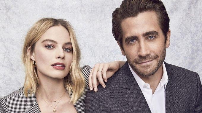 Jake Gyllenhaal Margot Robbie Actors on