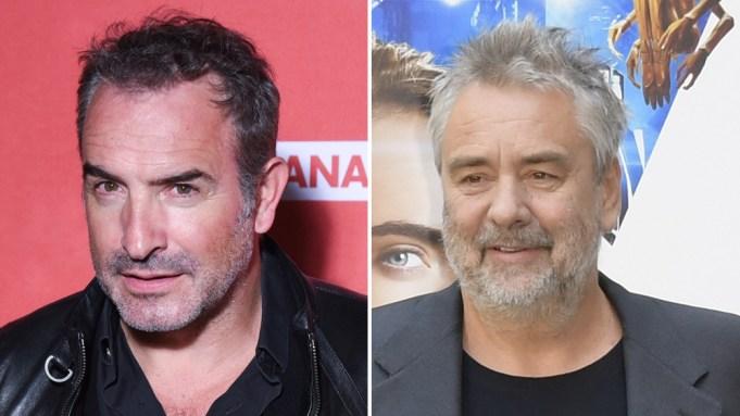 Jean Dujardin-Luc Besson
