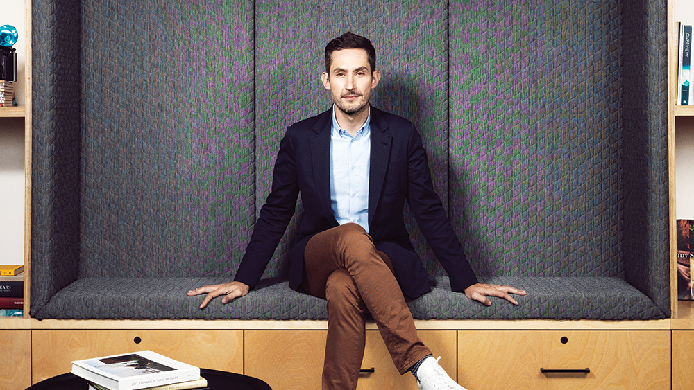 Departing Instagram CEO Kevin Systrom: I Have a Few More Instagrams in Me
