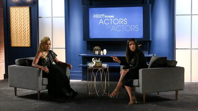 Mary J. Blige Salma Hayek Actors