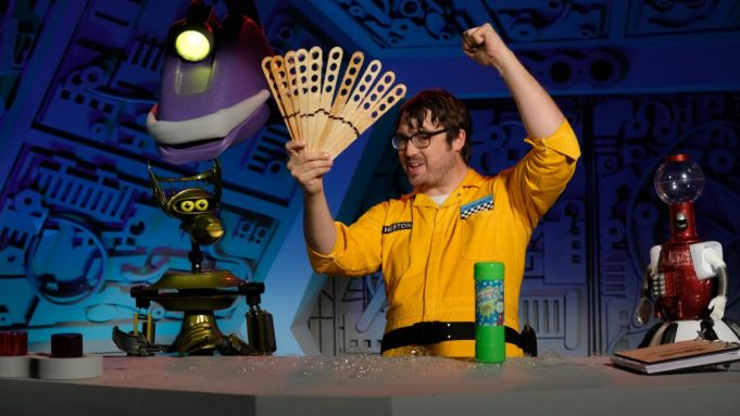 'Mystery Science Theater 3000' starring Jonah