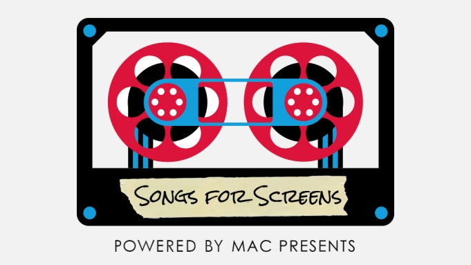 Songs for Screens Powered by Mac