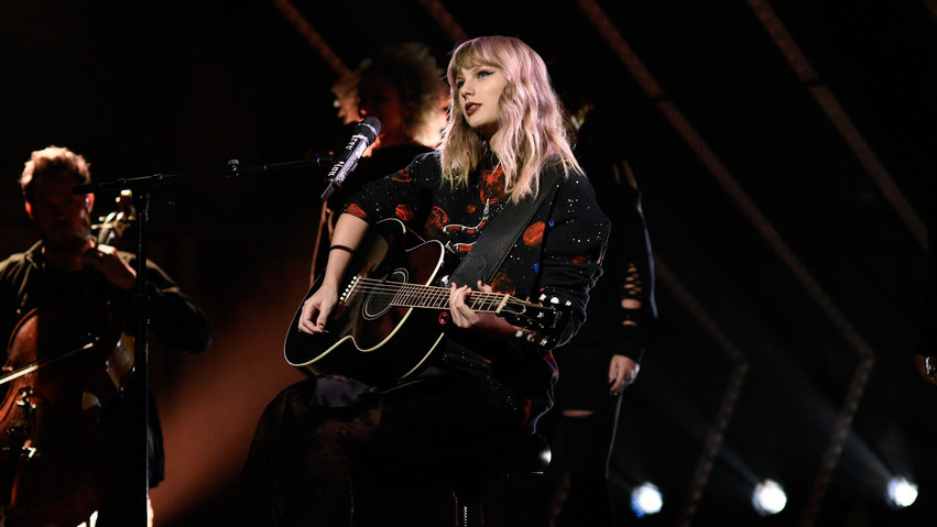 Taylor Swift Adds More Dates To Reputation Tour Variety