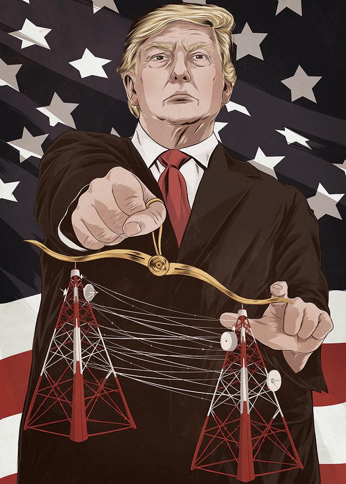 Trump Corporate Mergers Favoritism