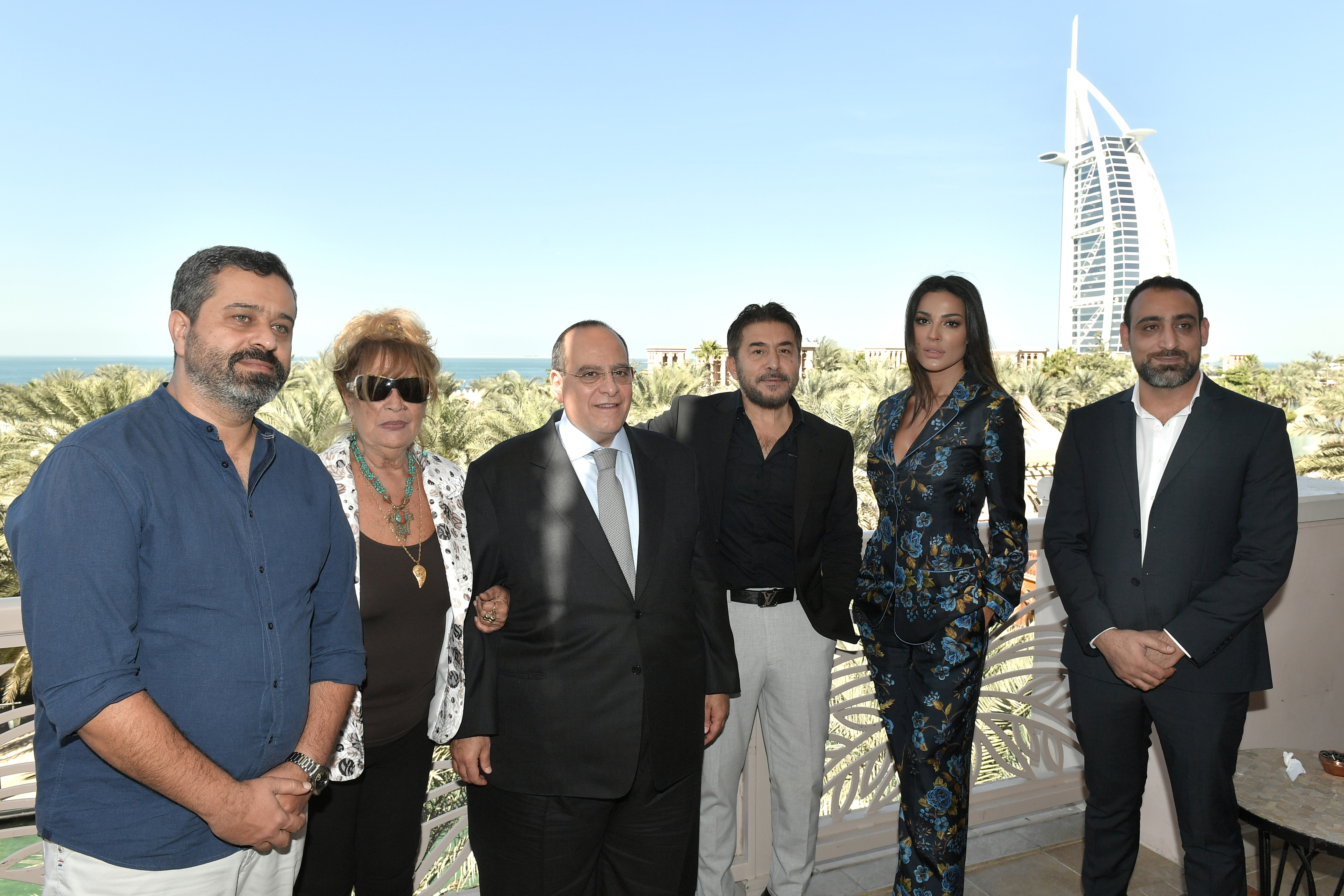 Dubai: Lebanon's Cedars Art Production to Produce High-End Shows for Potential OTT Play (EXCLUSIVE)