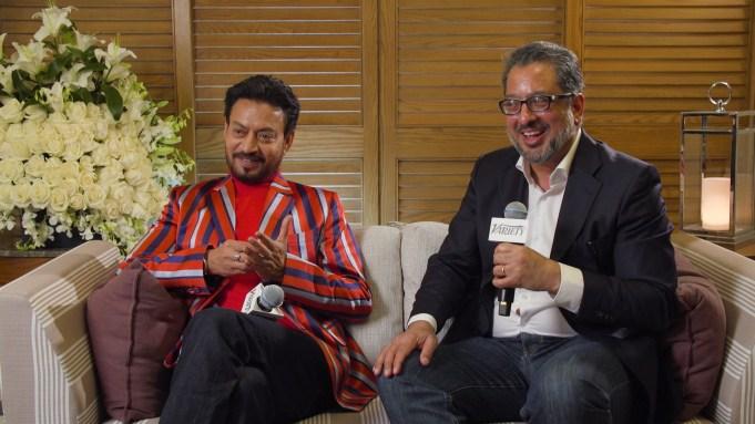 Irrfan Khan, Anup Singh Talk 'Lasya,'