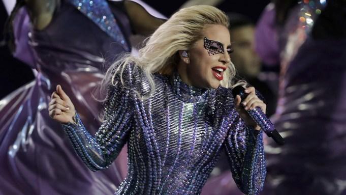 Lady Gaga Super Bowl LI halftime show