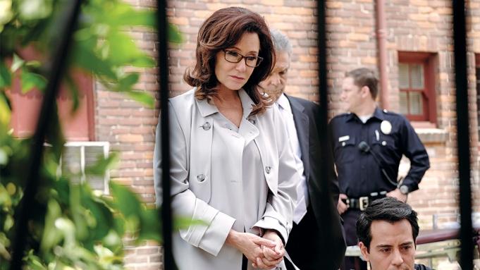 Mary McDonnell Major Crimes