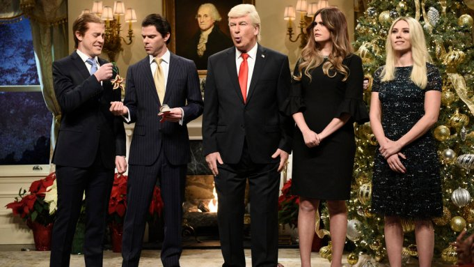 SATURDAY NIGHT LIVE -- Episode 1734
